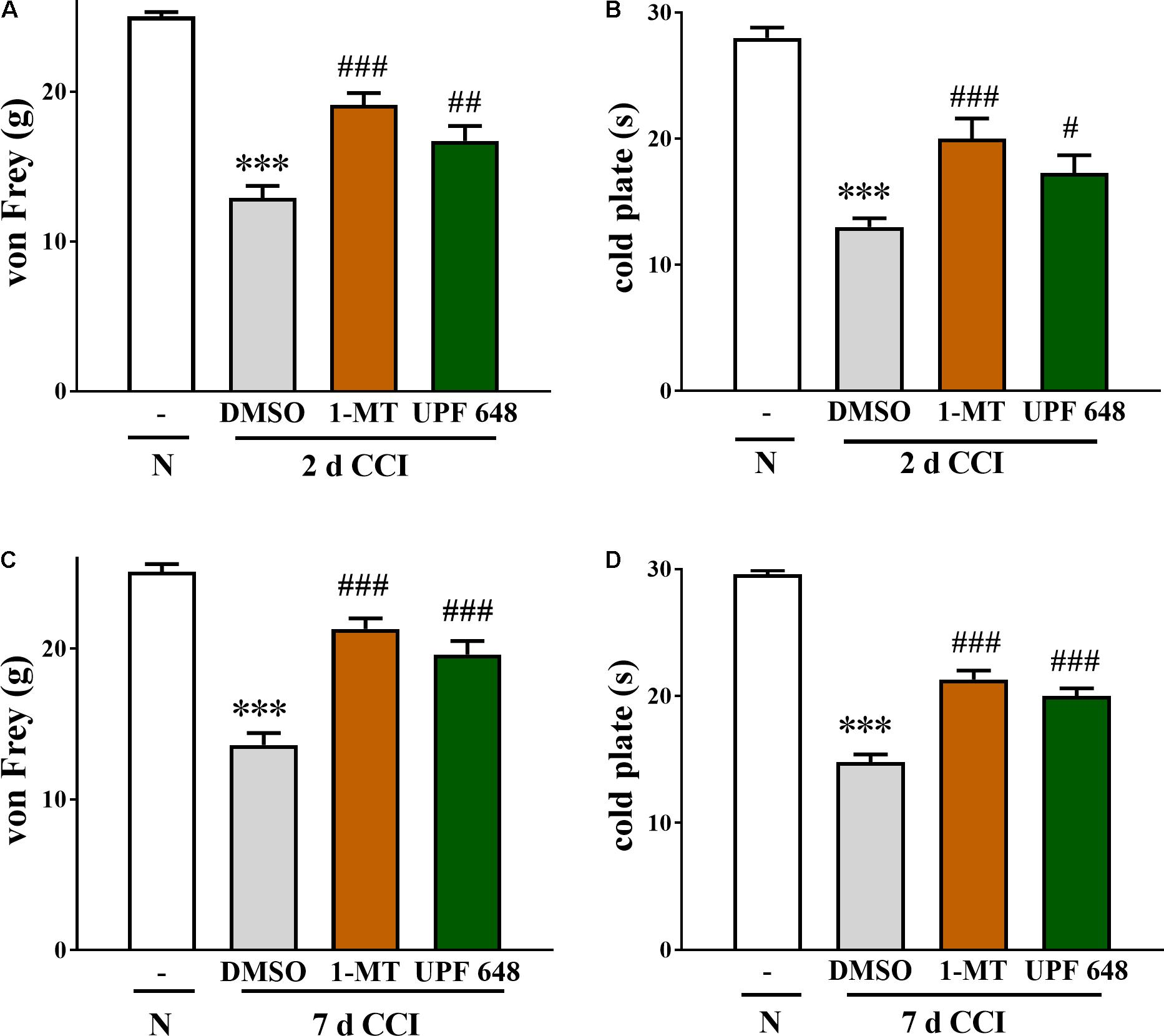 Frontiers | Pharmacological Inhibition of Indoleamine 2,3