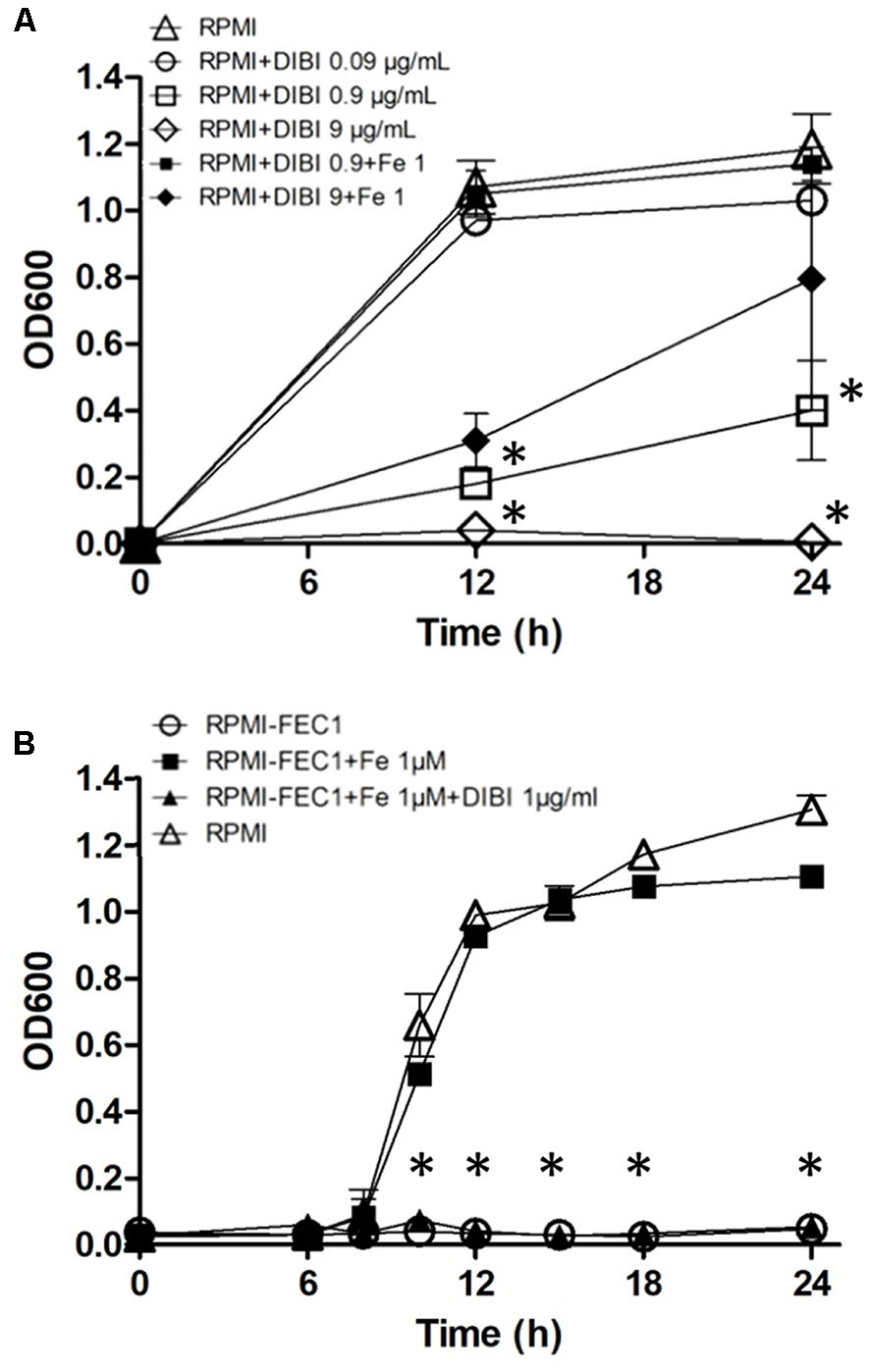 Frontiers | Novel Iron-Chelator DIBI Inhibits Staphylococcus