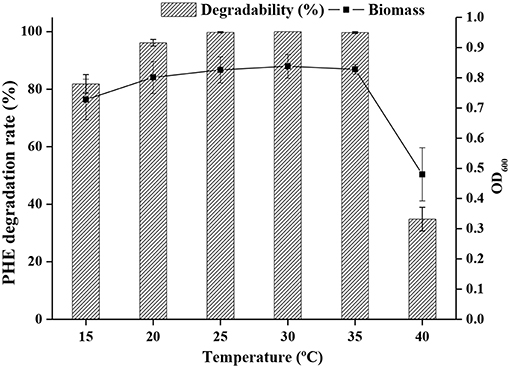 Frontiers | Biodegradation of Phenanthrene and Heavy Metal Removal