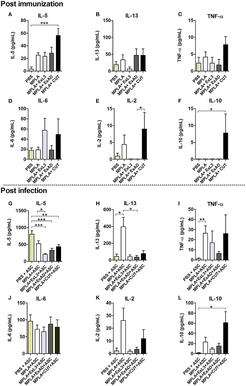 immunglobulin az ascaris antigénekre