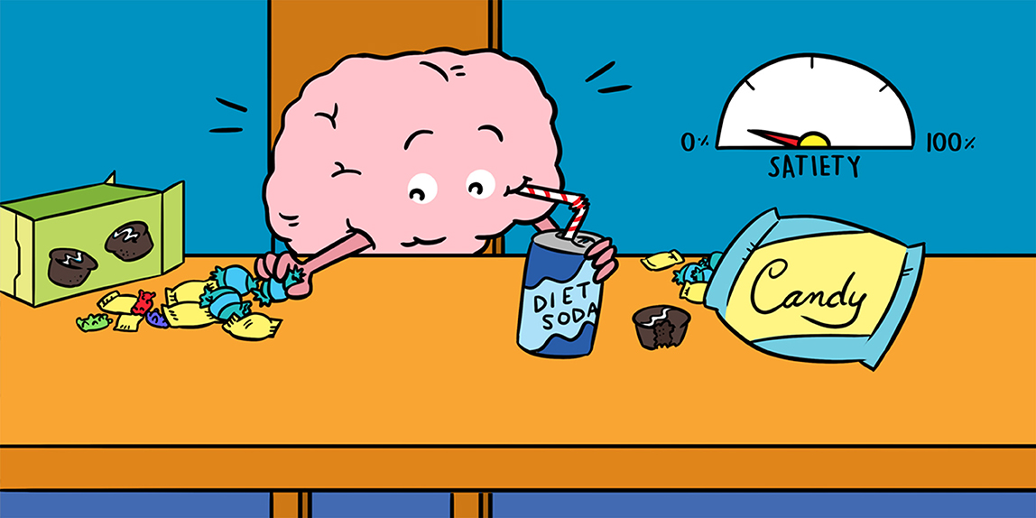 Trick or Treat? How Artificial Sweeteners Affect the Brain and Body · Frontiers for Young Minds