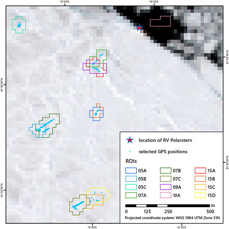 Frontiers | Application of Sentinel-2 MSI in Arctic Research