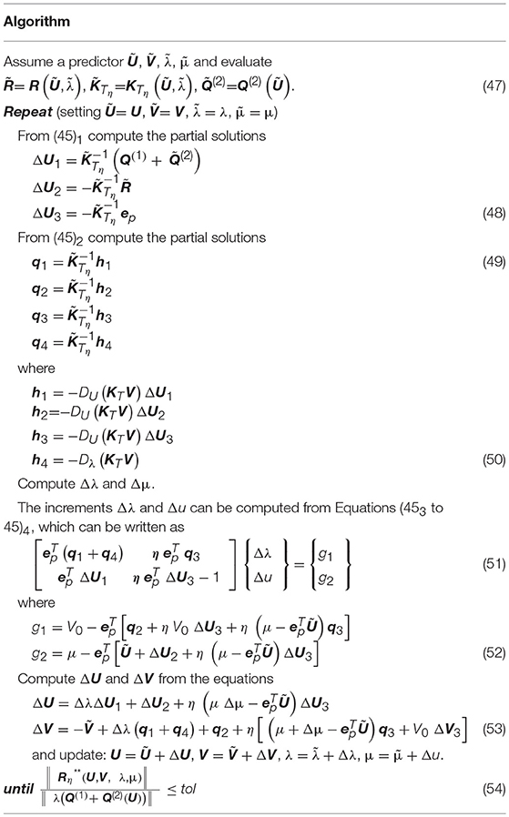 Frontiers | A Finite Element Analysis of the Stability of