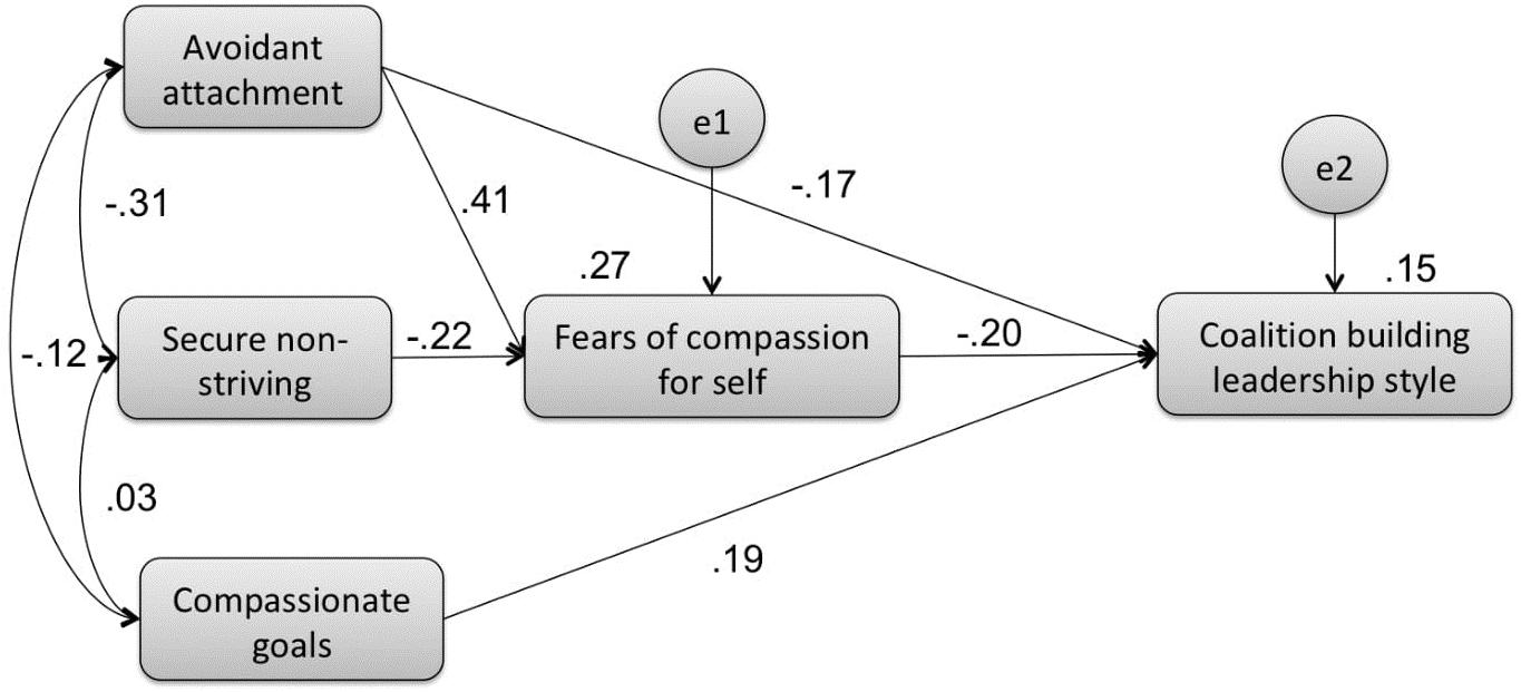 Frontiers | Styles of Leadership, Fears of Compassion, and