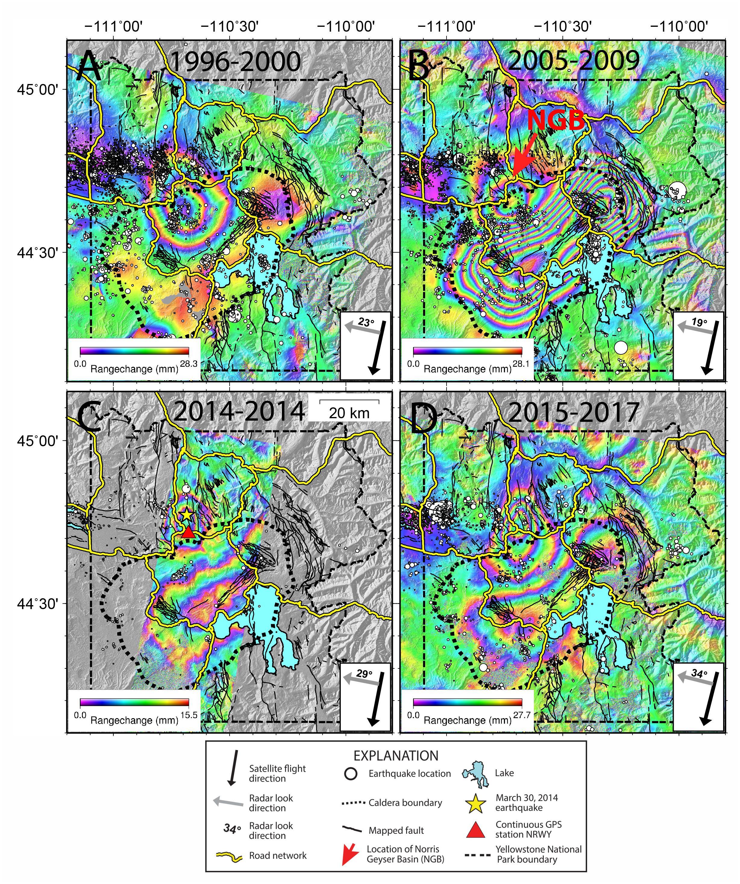 Frontiers | Space-Based Imaging Radar Studies of U S