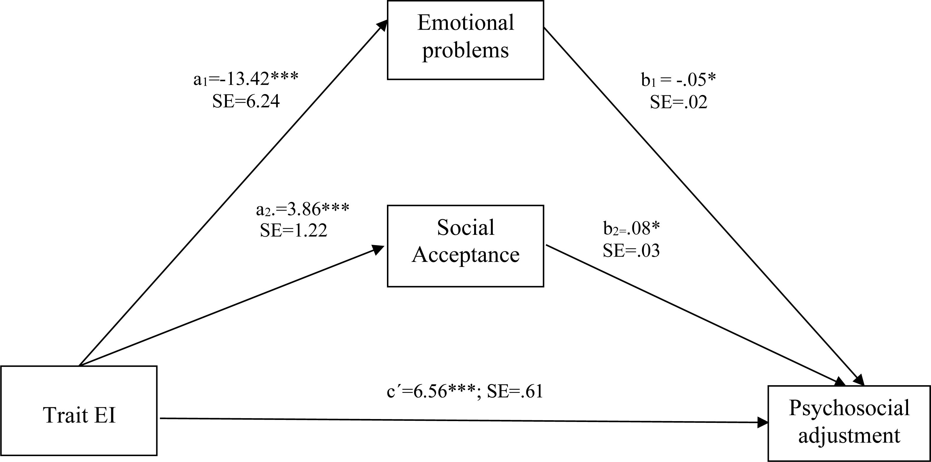 Social And Emotional Problems Related >> Frontiers Pathways Into Psychosocial Adjustment In Children