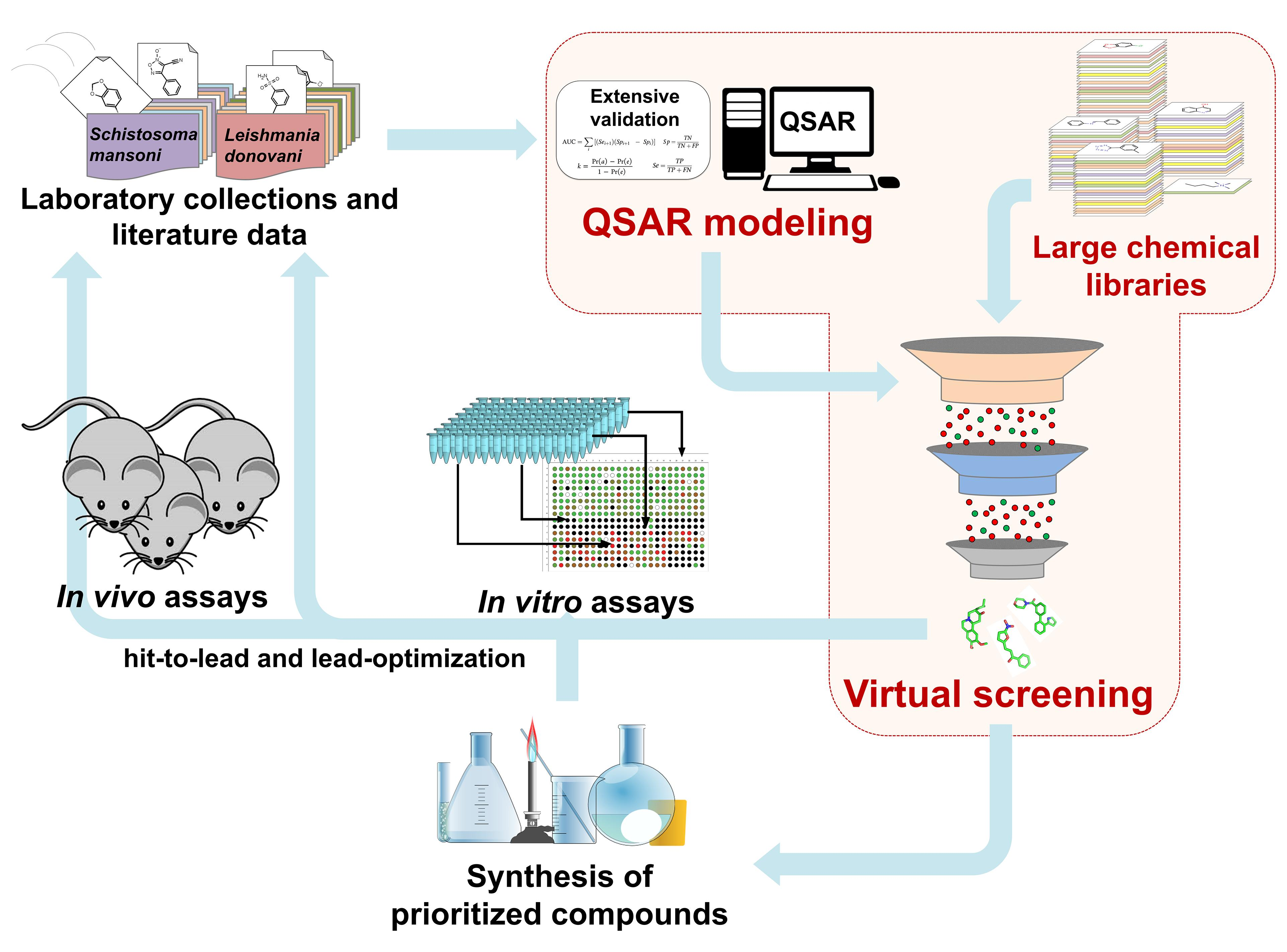 Frontiers Qsar Based Virtual Screening Advances And Applications In Drug Discovery Pharmacology