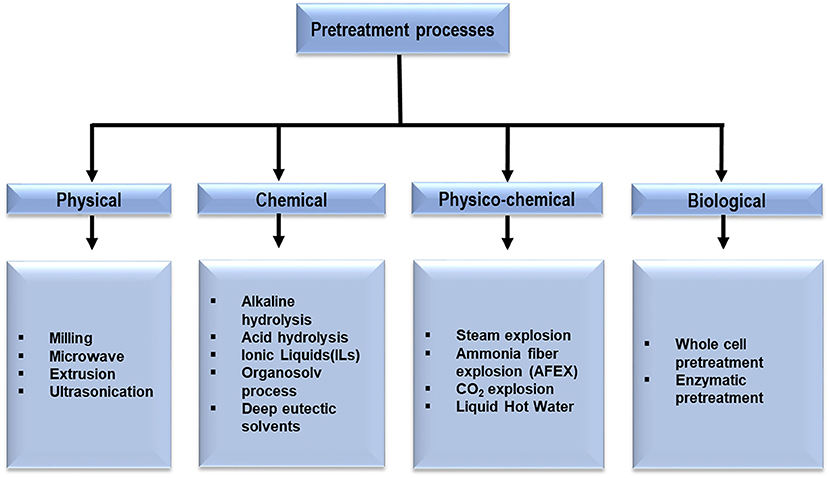 Frontiers | Recent Trends in the Pretreatment of