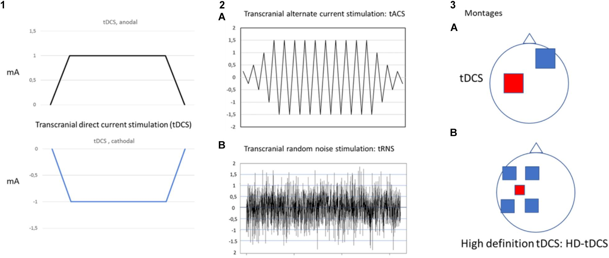 Frontiers | Brain Modulation by Electric Currents in