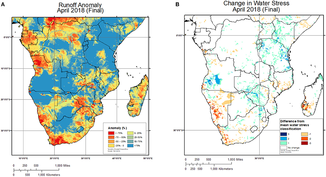 Frontiers | Hydrologic and Agricultural Earth Observations and