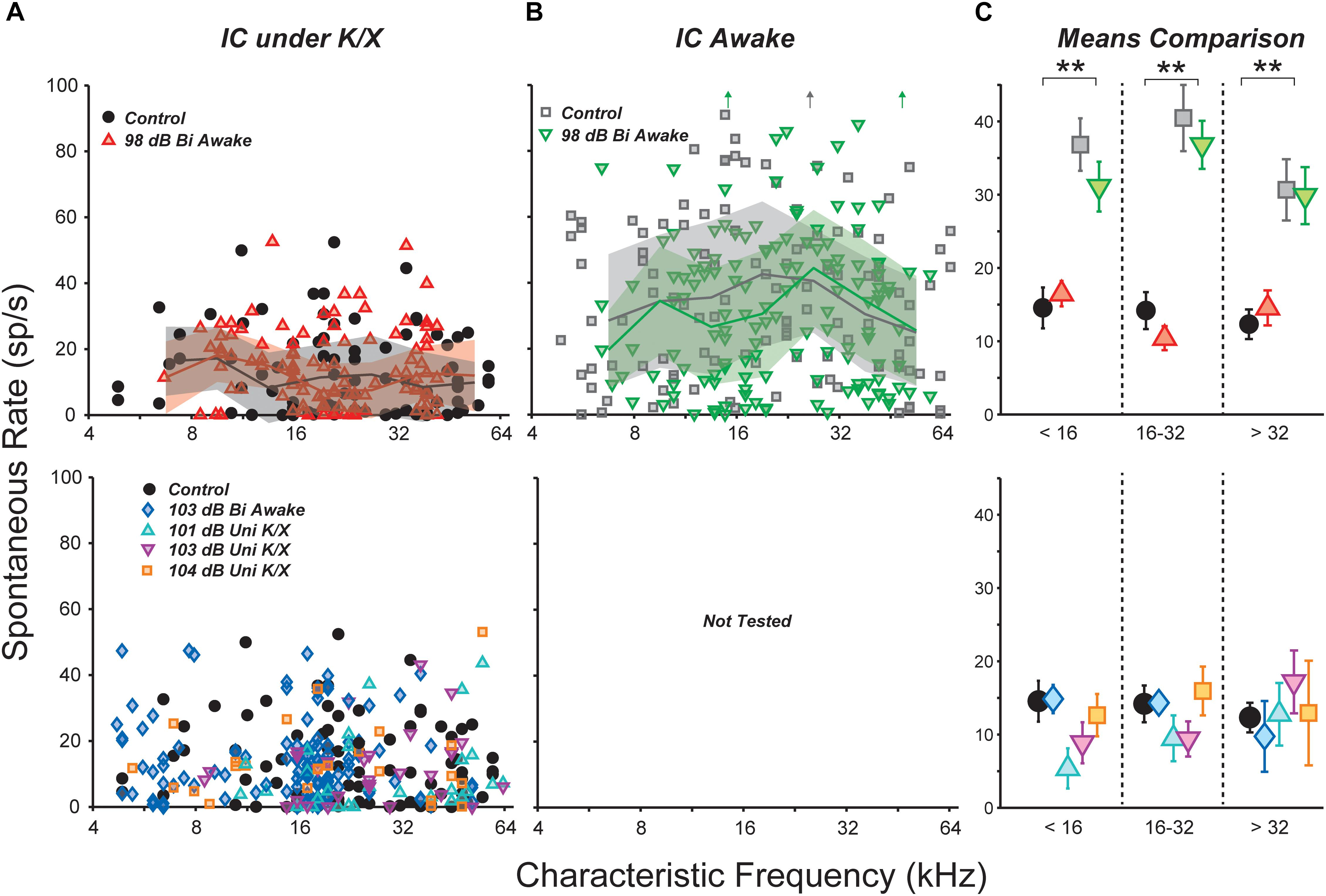Frontiers Cochlear Synaptopathy Changes Sound Evoked Activity Hm 103 Microphone Wiring Diagrams