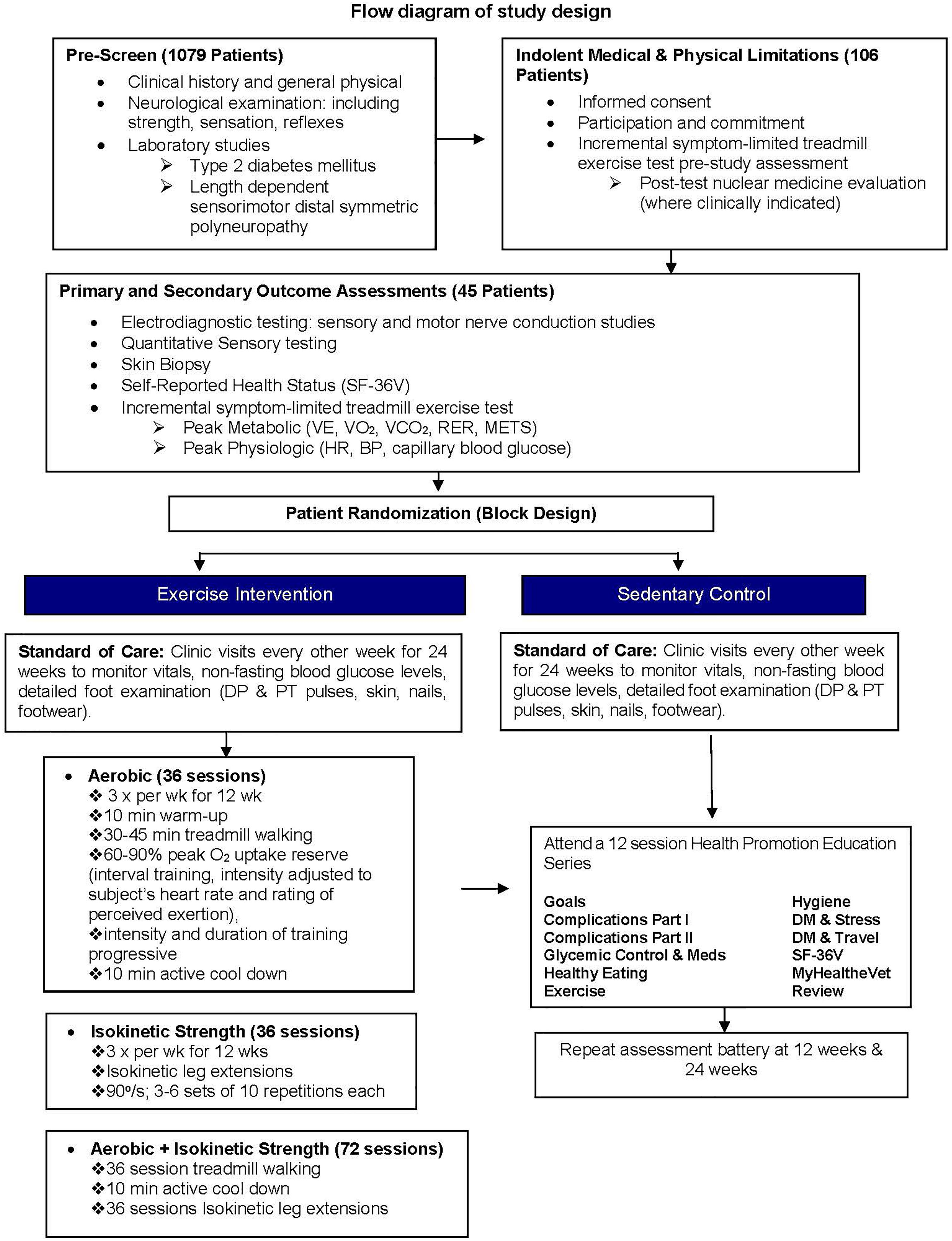 Frontiers | Randomized Controlled Trial of Physical Exercise in