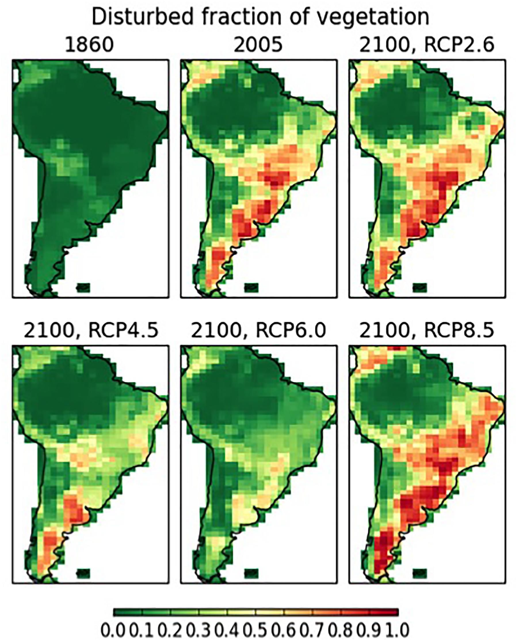 Frontiers | Changes in Climate and Land Use Over the Amazon ...