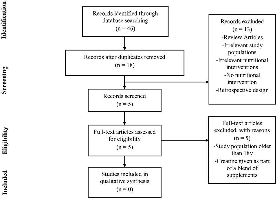 Frontiers | Safety of Creatine Supplementation in Active Adolescents