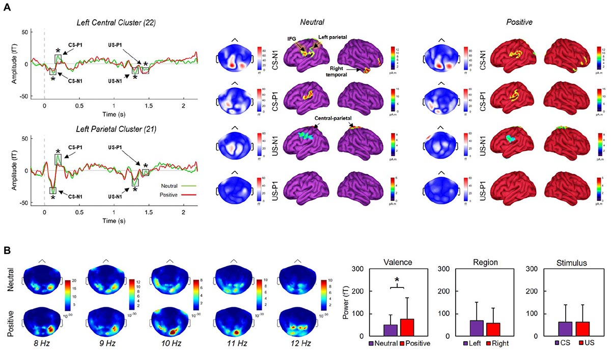 Frontiers | Neurophysiological Effects Associated With