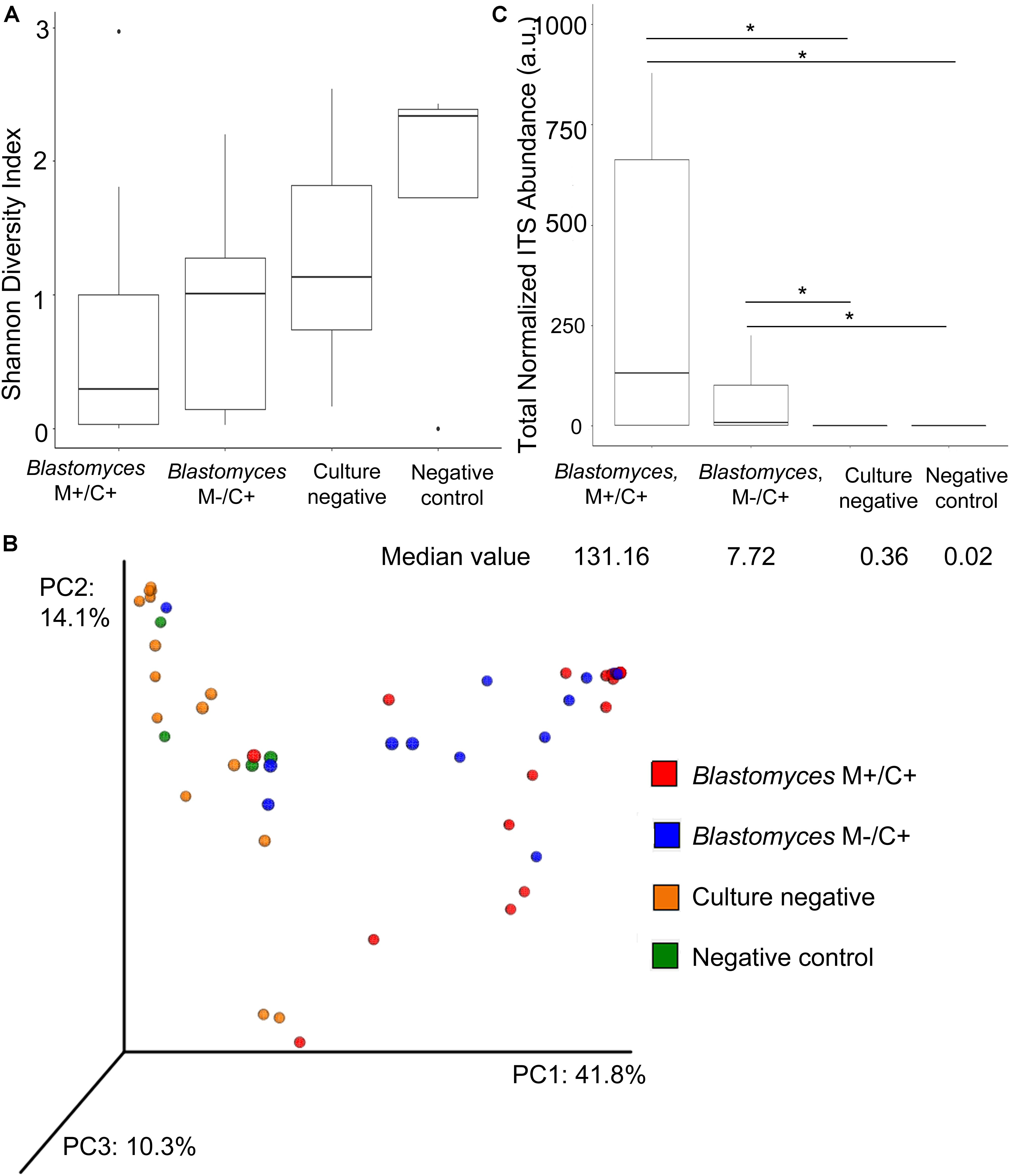 Frontiers   Mycobiome Sequencing and Analysis Applied to Fungal