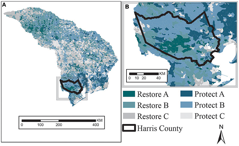 Frontiers | A Geospatial Assessment of Flood Vulnerability