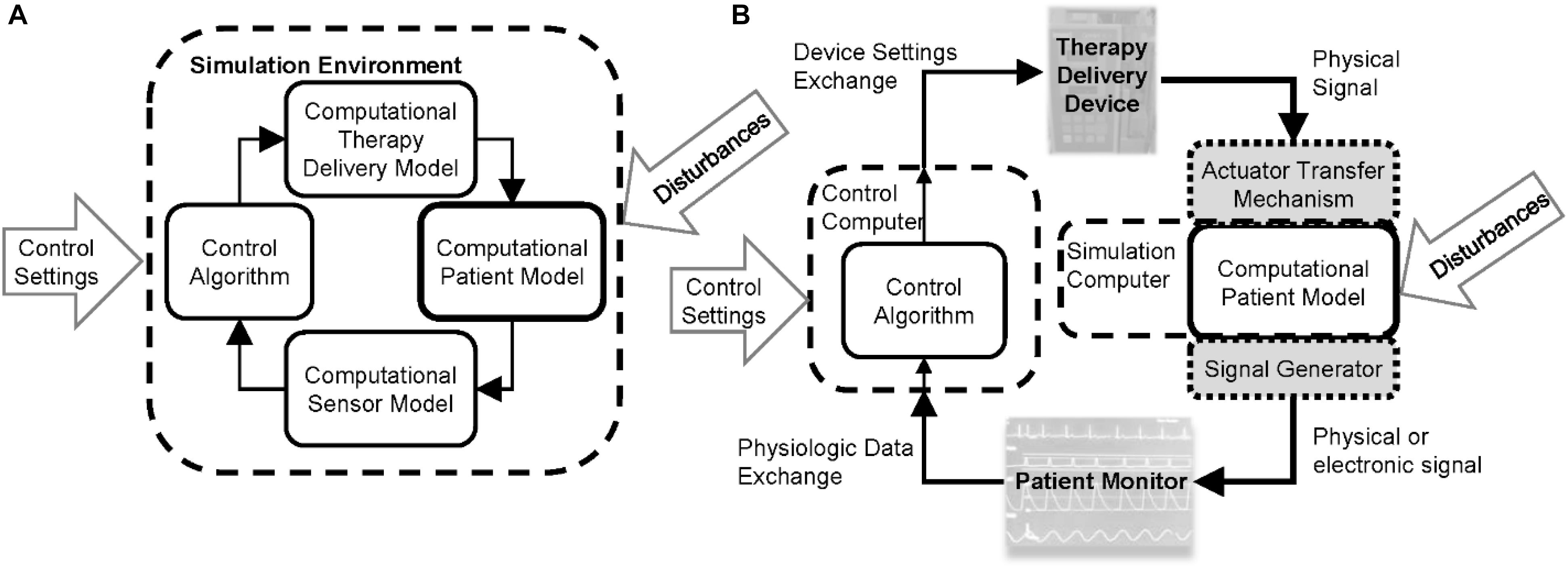 Frontiers   Credibility Evidence for Computational Patient
