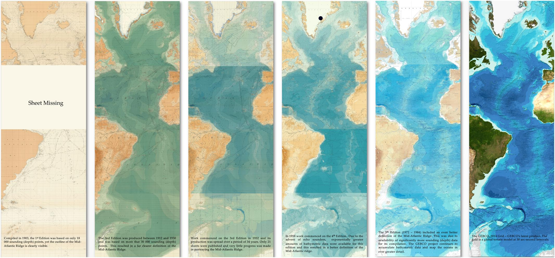Frontiers | Seafloor Mapping – The Challenge of a Truly