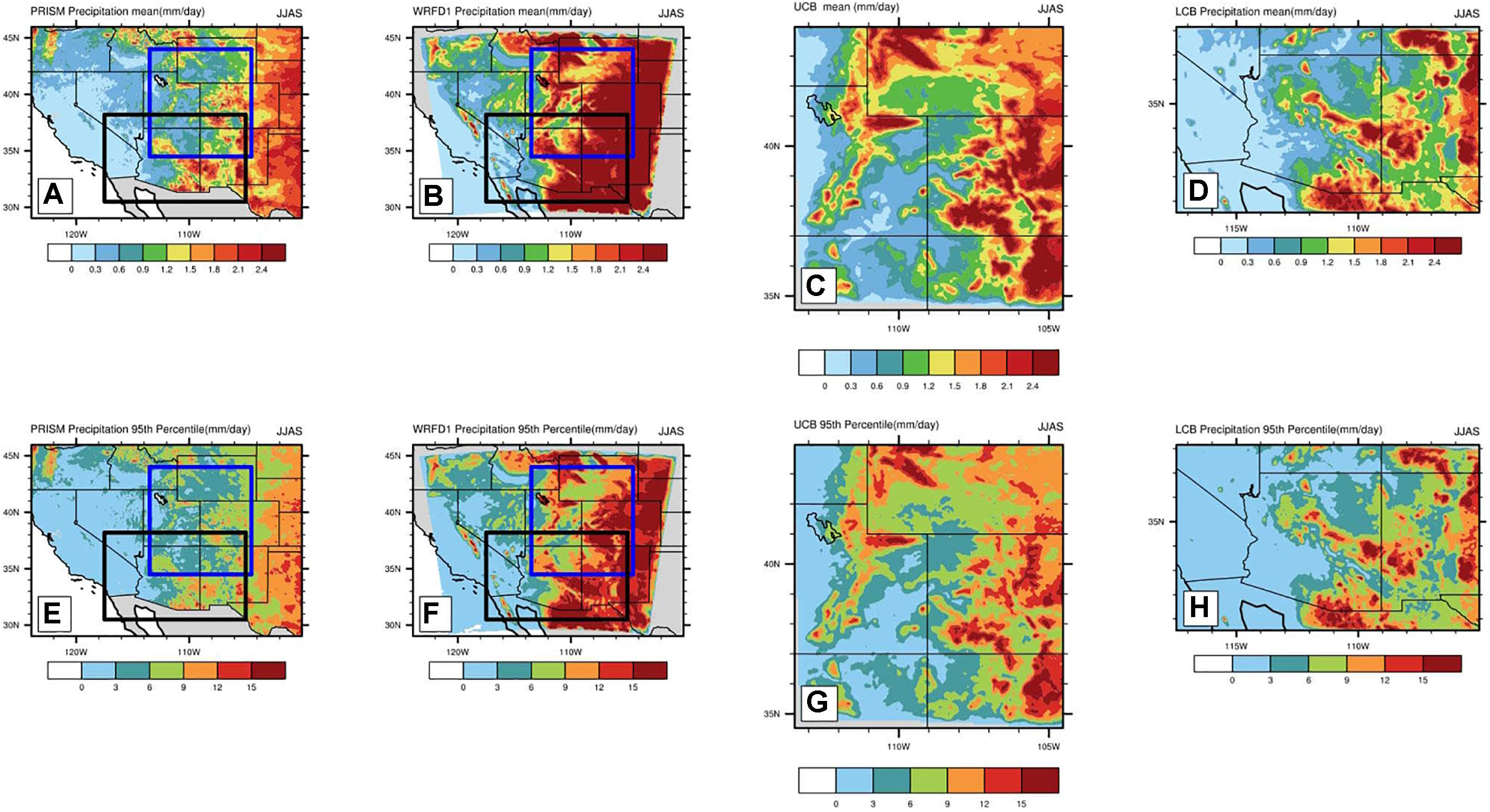 Frontiers | Credibility of Convection-Permitting Modeling to Improve
