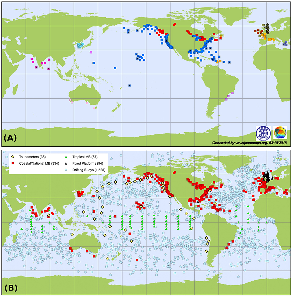 Frontiers   Observing Sea States   Marine Science