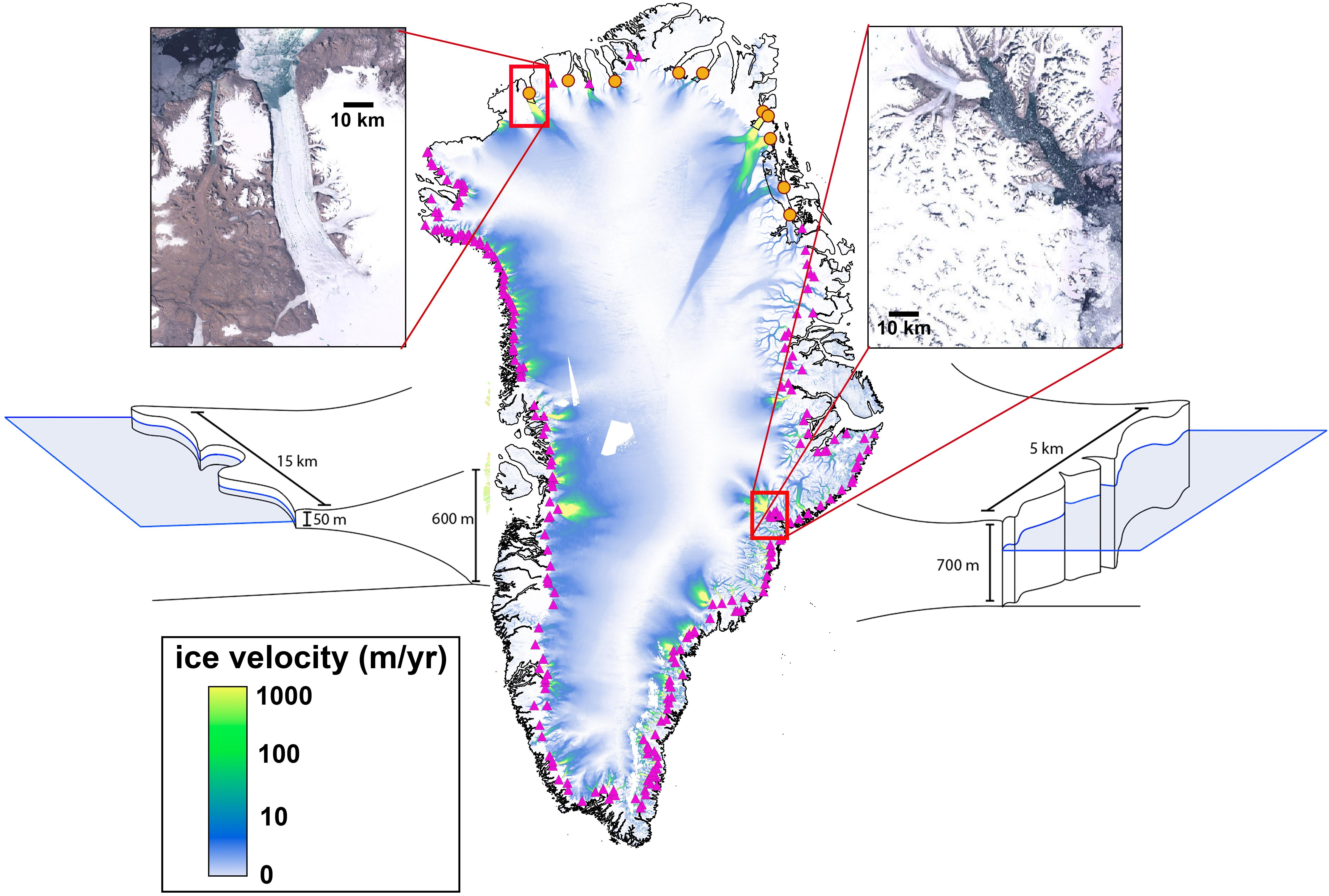 Frontiers The Case For A Sustained Greenland Ice Sheet