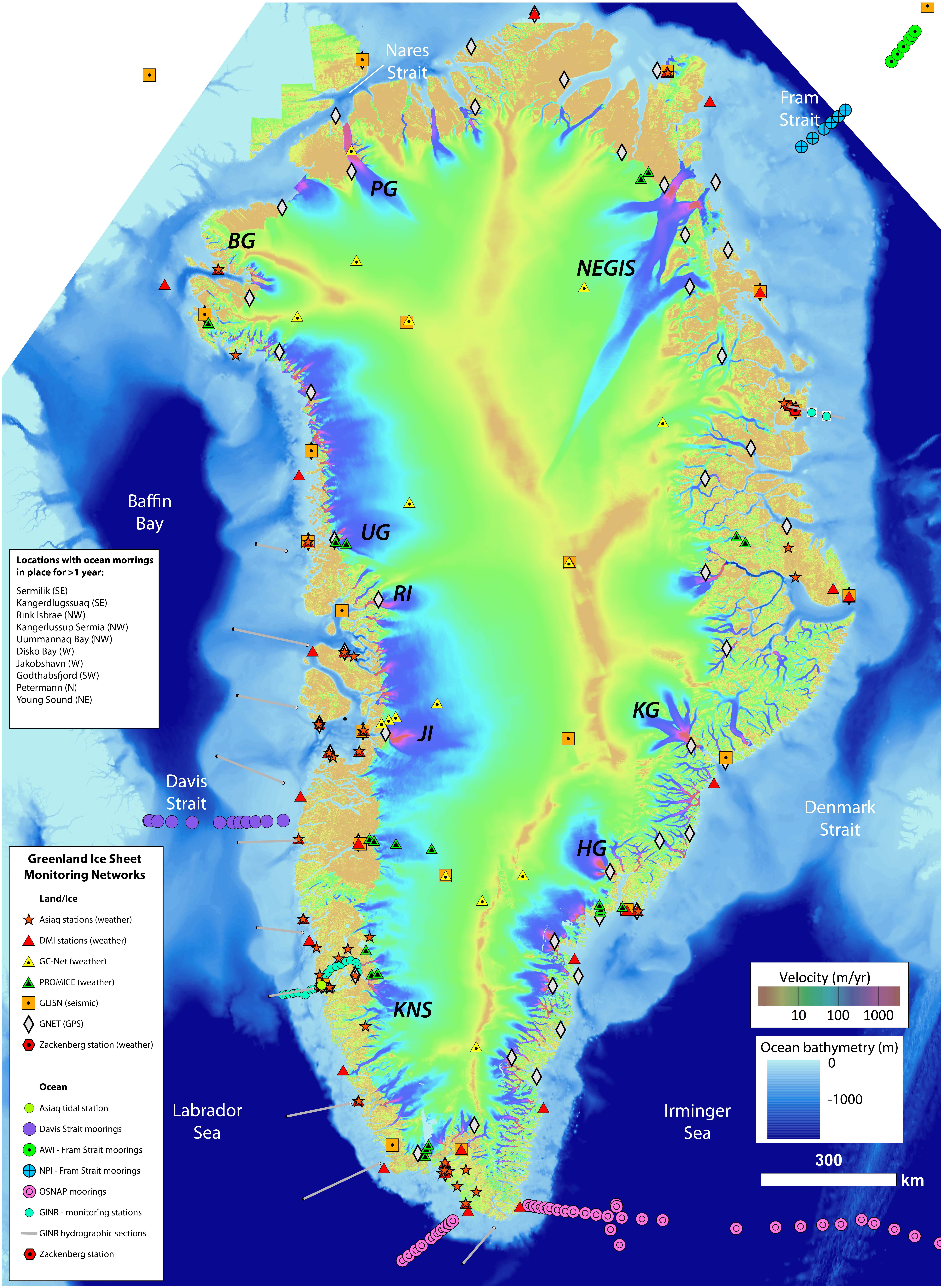 Frontiers | The Case for a Sustained Greenland Ice Sheet