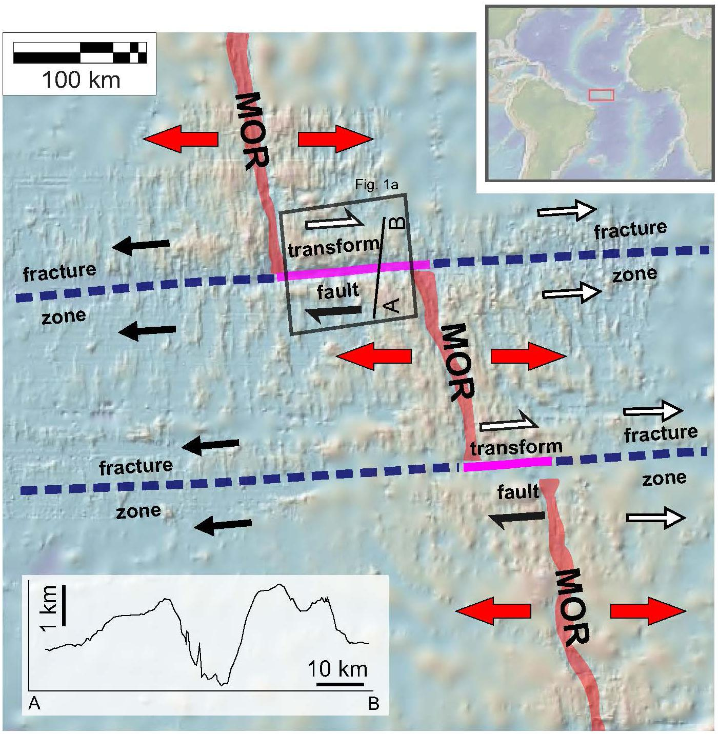 Frontiers | Marine Transform Faults and Fracture Zones: A