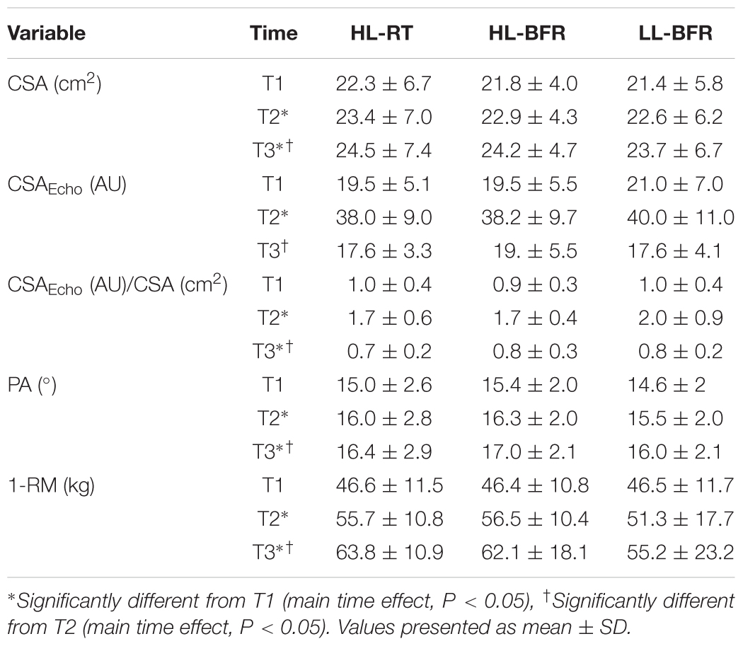 Frontiers | The Association Between Muscle Deoxygenation and