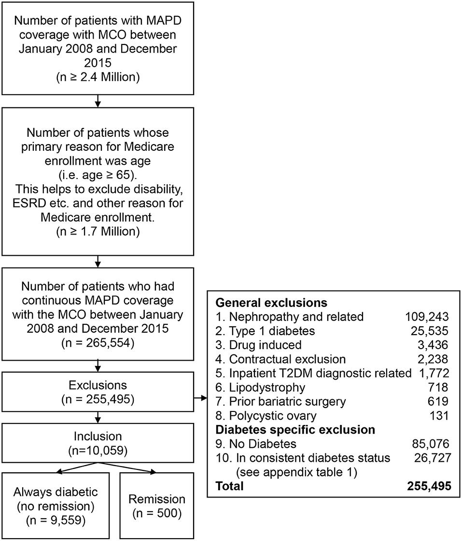 "Frontiers | Type 2 Diabetes Mellitus (T2DM) ""Remission"" in"