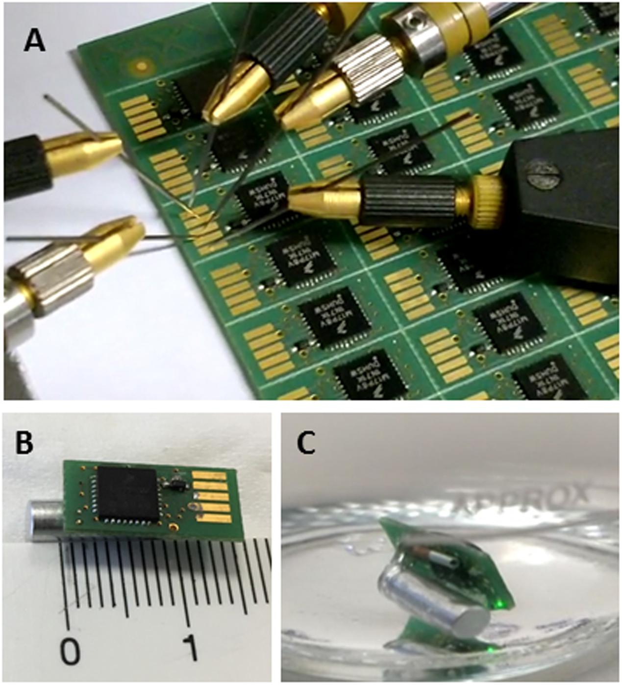Frontiers | Ultra-Low Power Sensor Devices for Monitoring