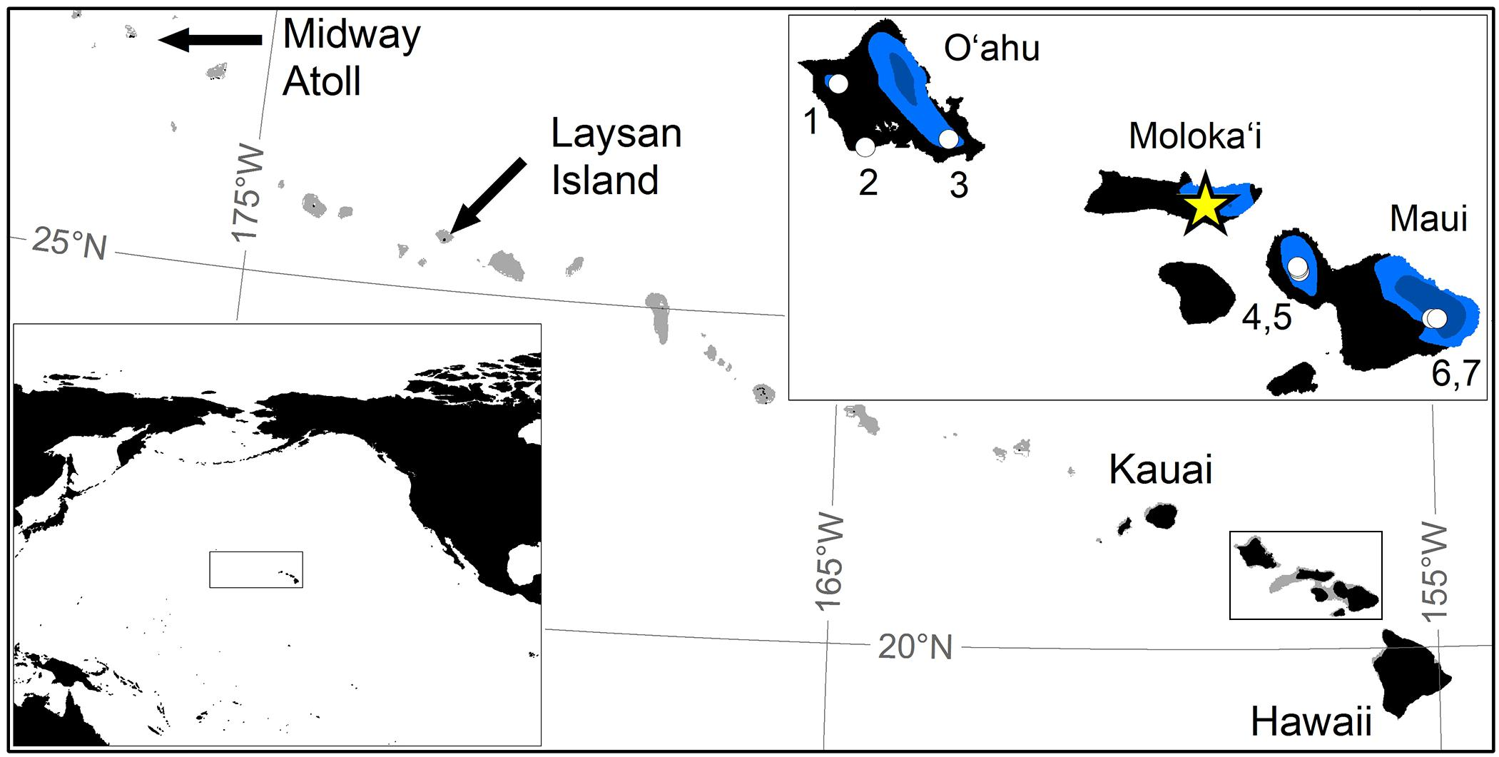 Frontiers   Dynamic Holocene Vegetation and North Pacific