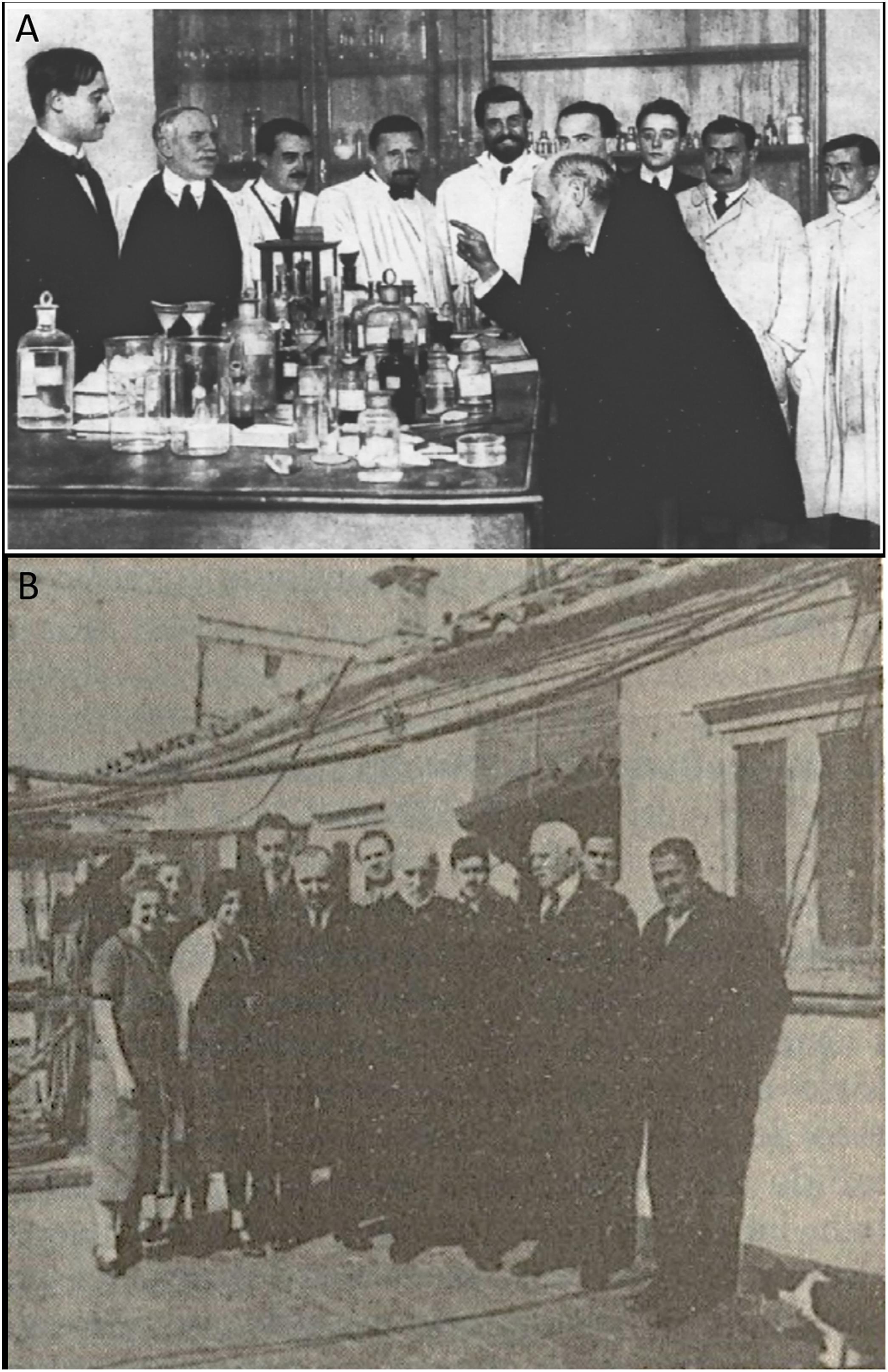 Frontiers The Women Neuroscientists In The Cajal School Frontiers In Neuroanatomy