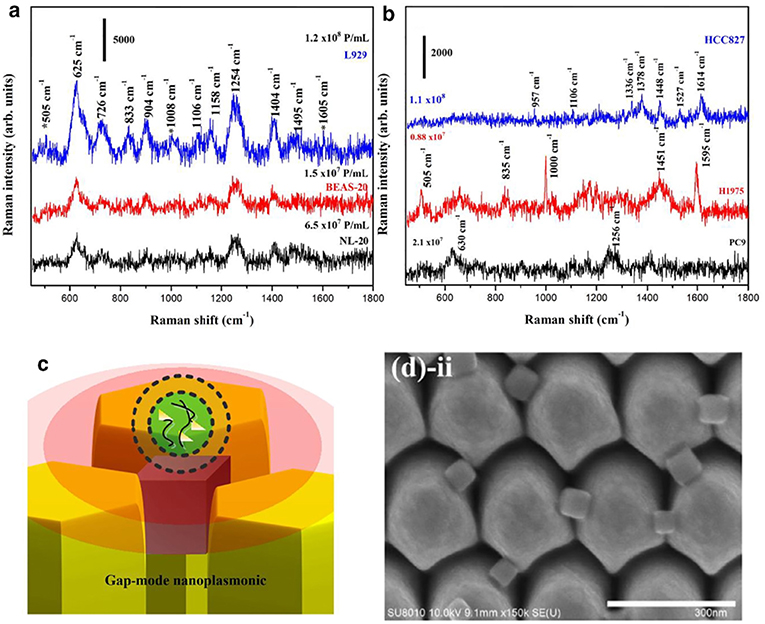 Frontiers | Nanoplasmonic Approaches for Sensitive Detection and