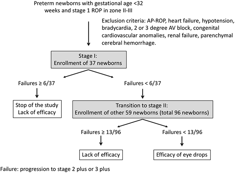 Frontiers   Propranolol 0 2% Eye Micro-Drops for Retinopathy of