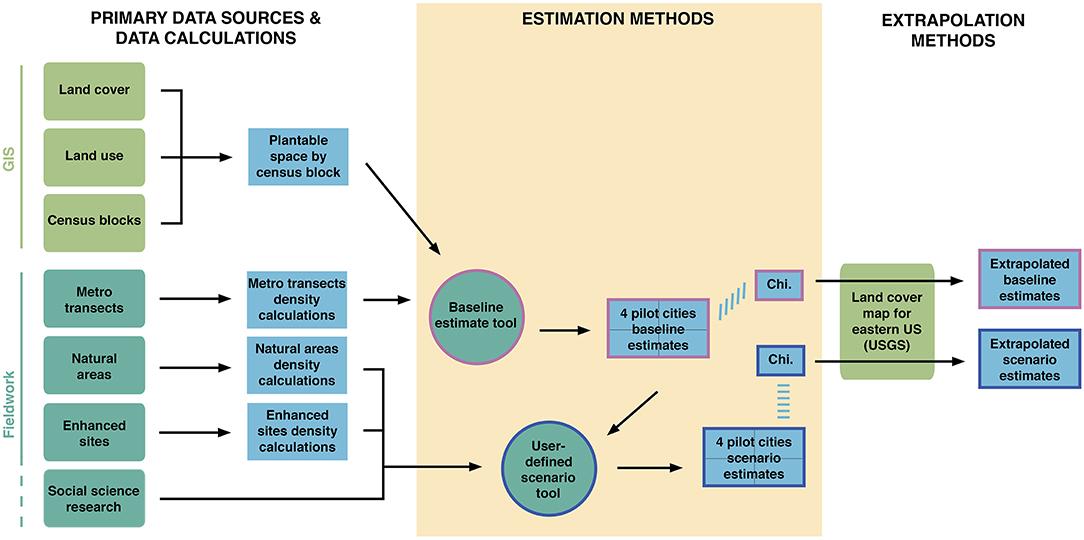 Frontiers | Estimating Milkweed Abundance in Metropolitan
