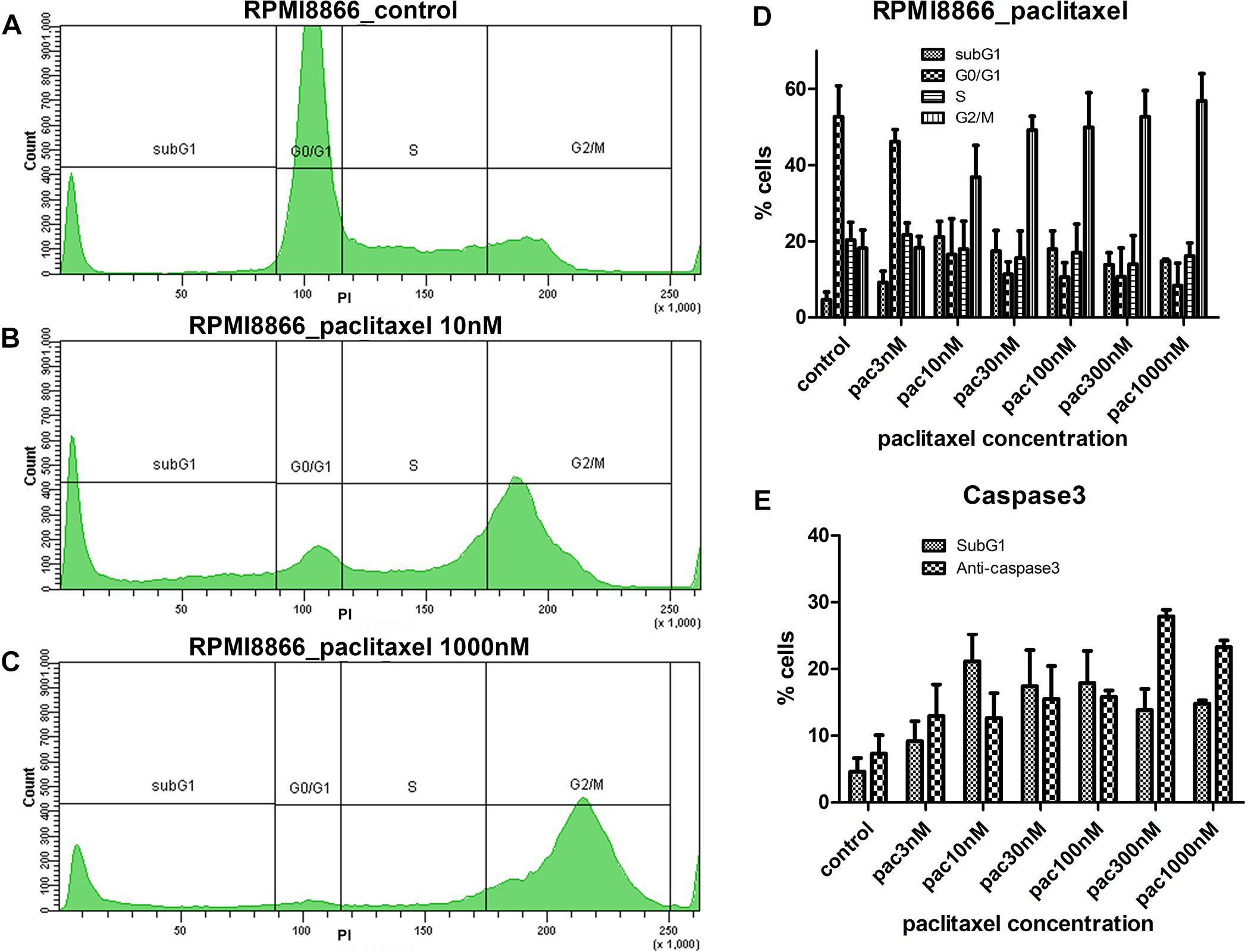 Frontiers | Non-linear Dose Response of Lymphocyte Cell Lines to