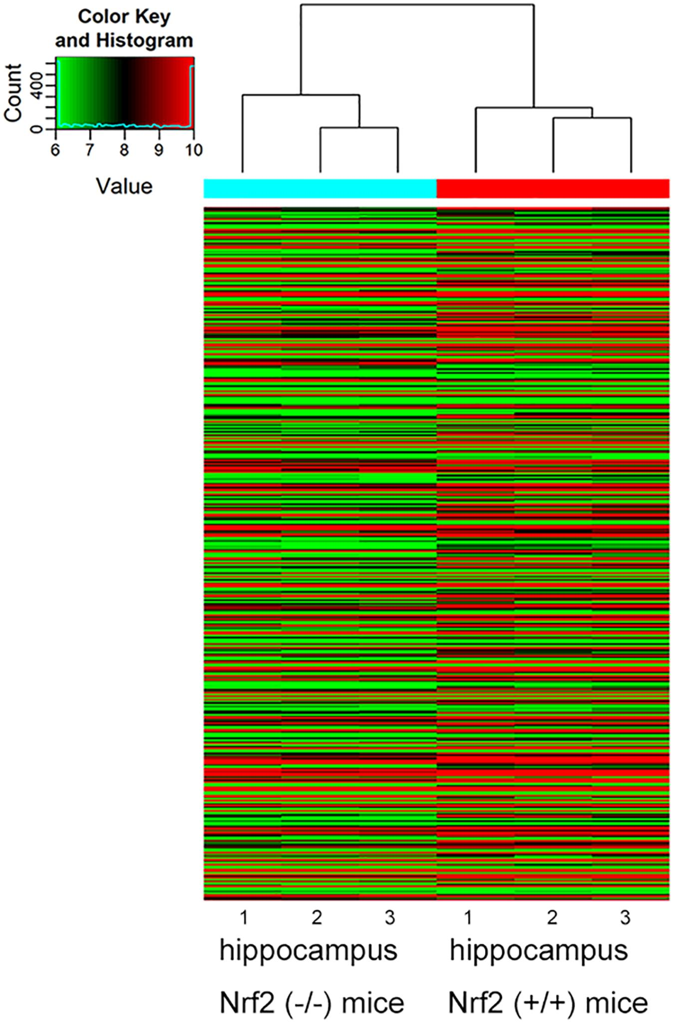 Frontiers | Differential Expression Profiles and Functional