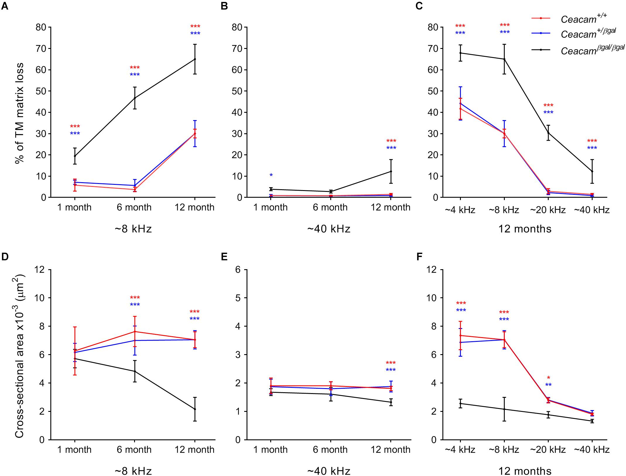 Frontiers | Accelerated Age-Related Degradation of the