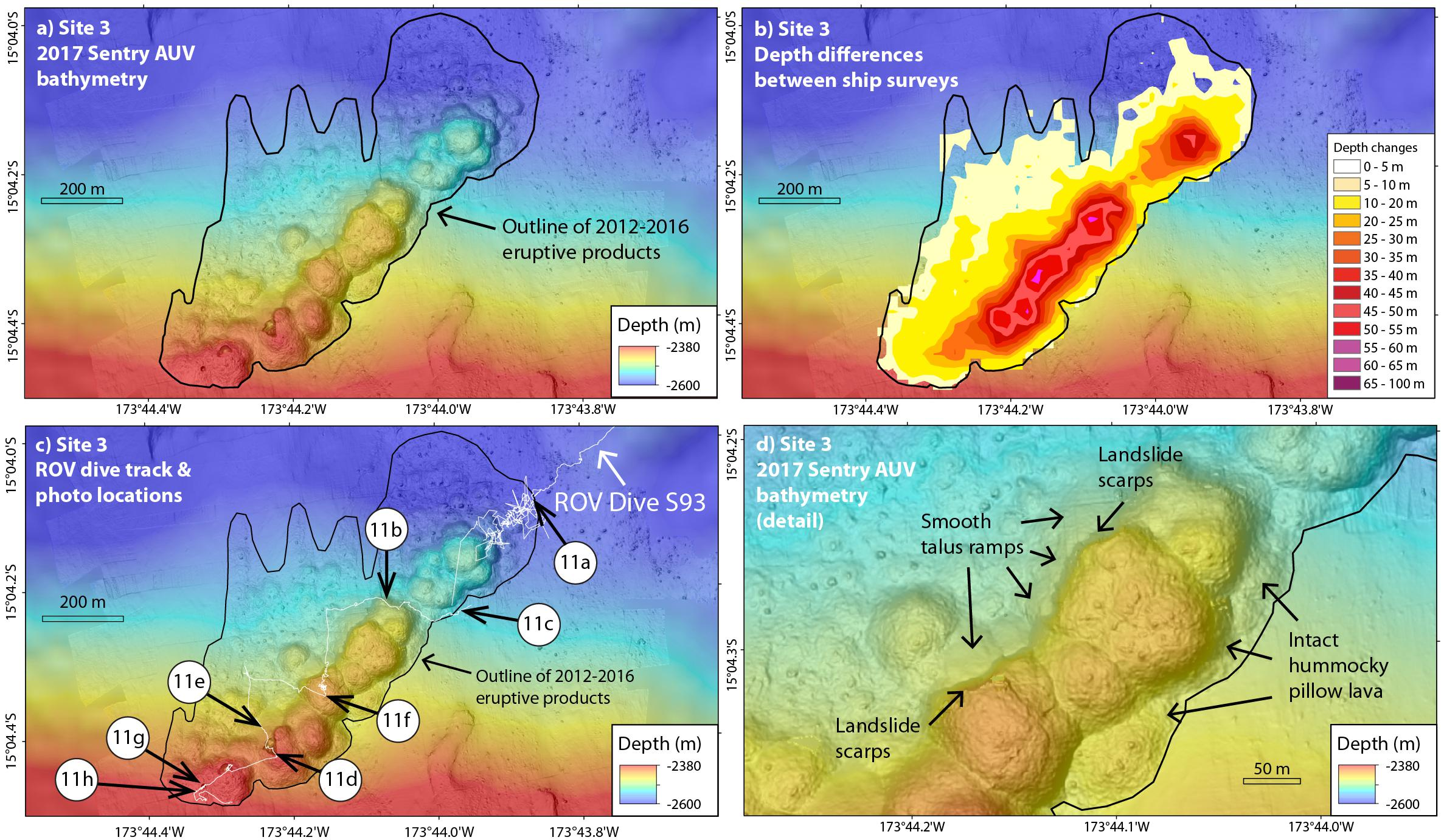 Frontiers | Recent Eruptions Between 2012 and 2018 ... on thomas map, nelson map, maya map, marshall map, rio grande do sul map, miller map, paul map, cahill map,