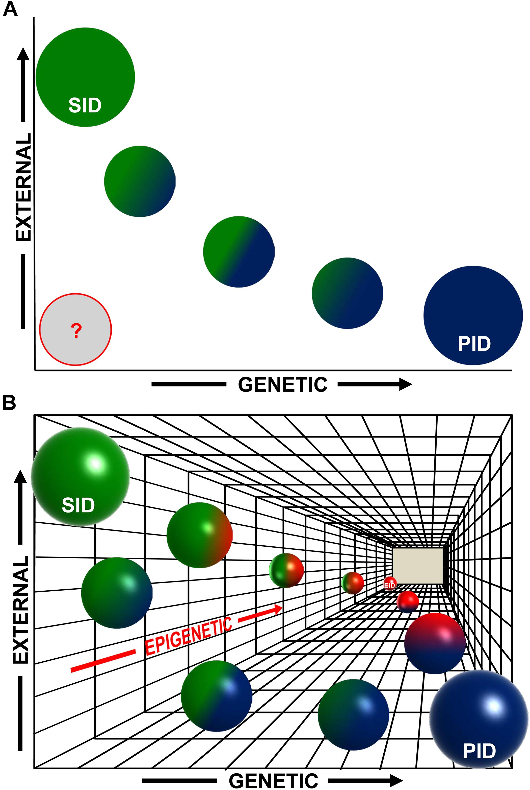 Frontiers | Epigenetic Priming in Immunodeficiencies | Cell and