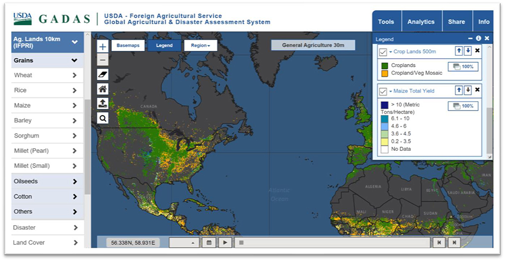 Frontiers   Big Data Analysis for Sustainable Agriculture on