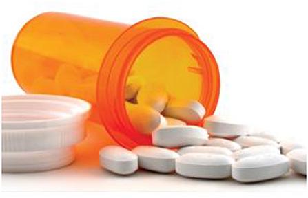 Figure 4 - PD patients often take Levodopa in pill form.