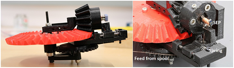 Frontiers Scalable And Robust Fabrication Operation And Control Of Compliant Modular Robots Robotics And Ai