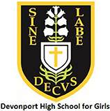 Devonport High School for Girls (YR 9/2020)