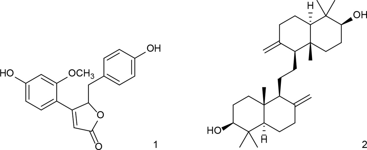 Root Extracts From Ononis spinosa