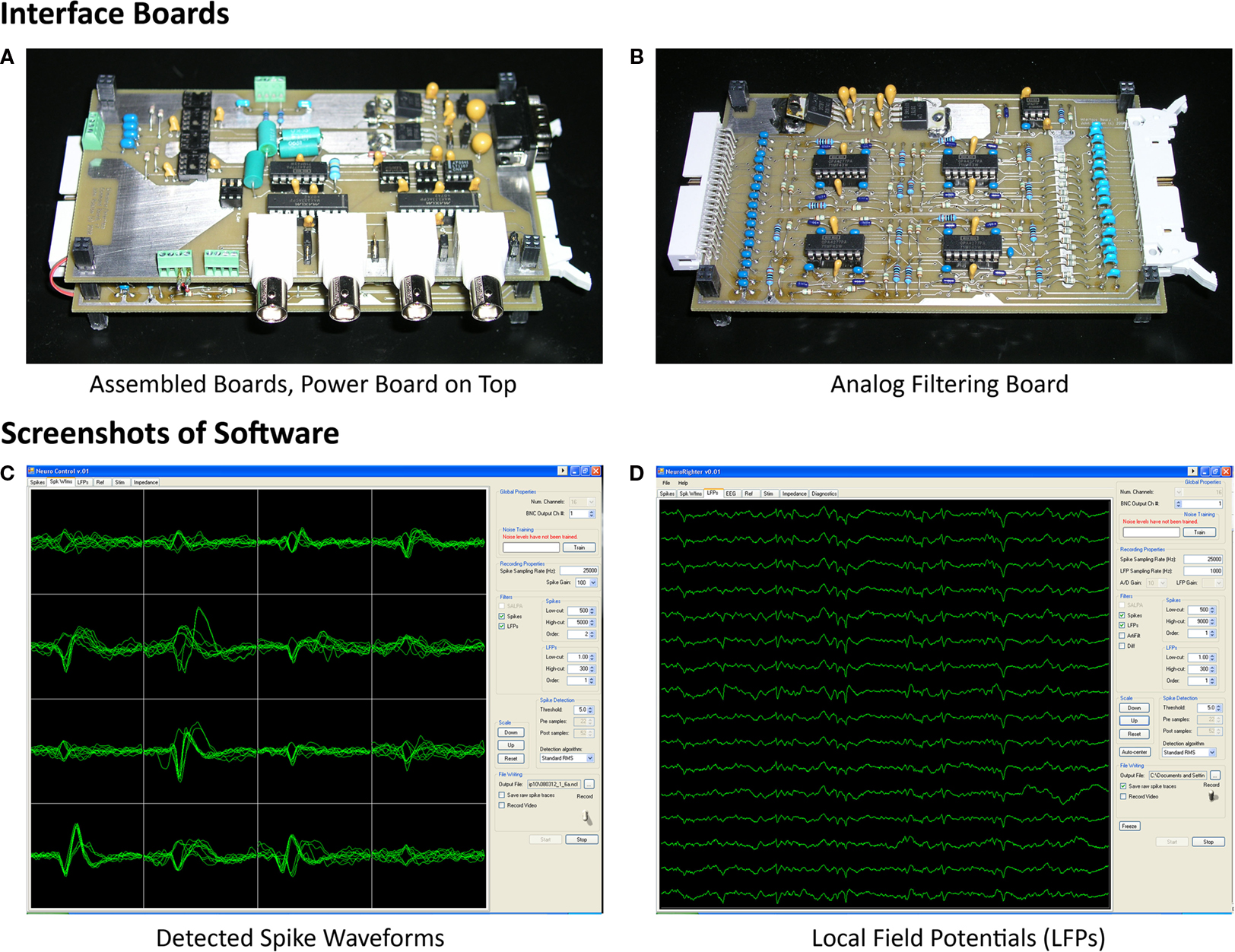 Frontiers A Low Cost Multielectrode System For Data Acquisition Software Electronic Circuit Design View Larger Version Of This Image