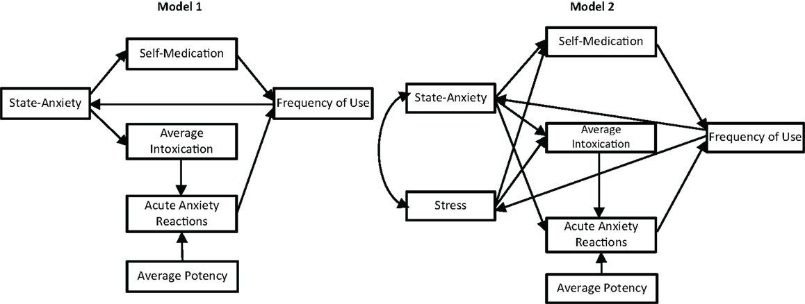 the associations between anxiety and psychological Results revealed that n2 activation moderates the association between anxiety  and emotional-eating behavior thus, increased anxiety combined with more.