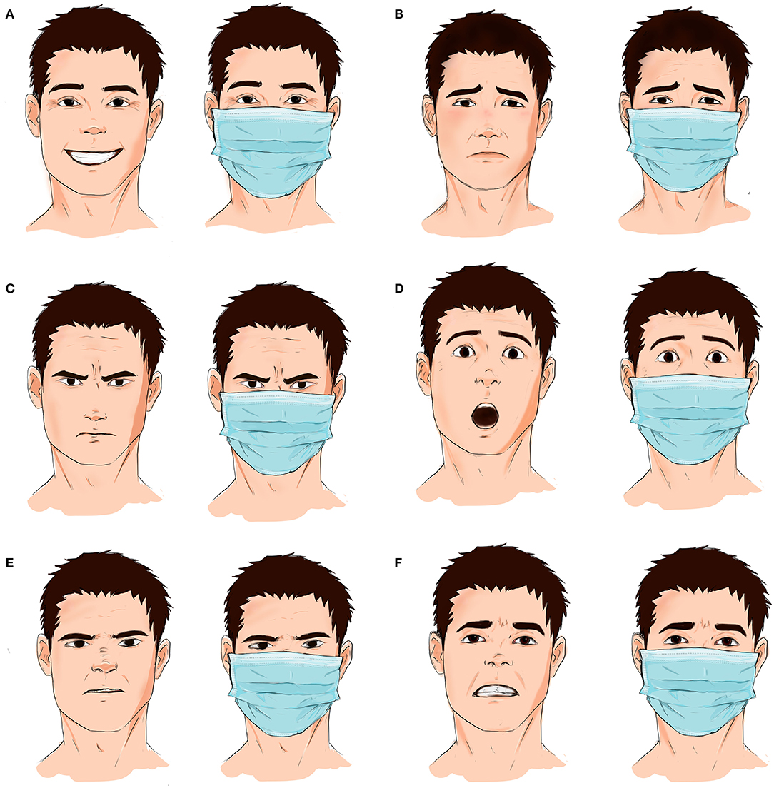 Frontiers | Effect of Face Masks on Interpersonal Communication During the  COVID-19 Pandemic | Public Health