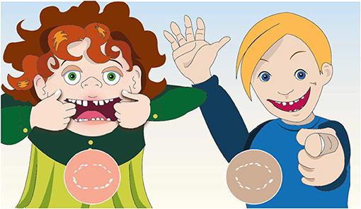 Figure 3 - Each person's set of teeth is unique.
